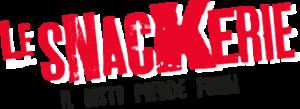 logo snackerie