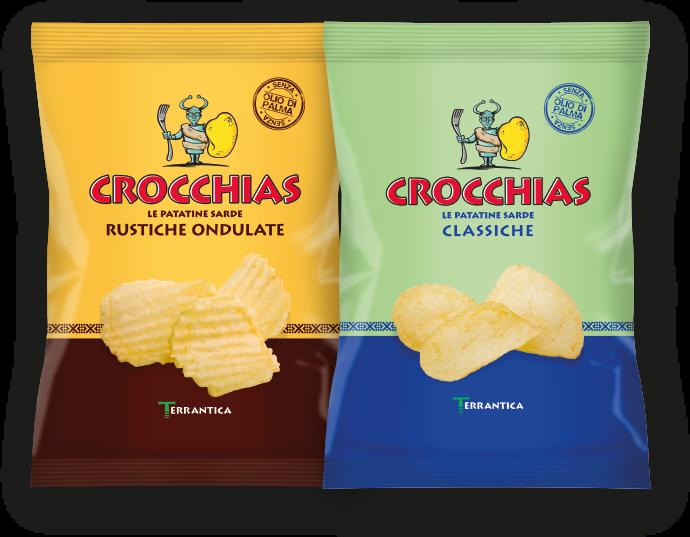 pack crocchias